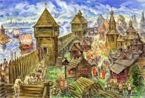 Столица Средневековой Руси