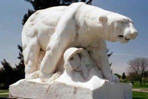 Полярный медведь - битва бесславных битв за русский север