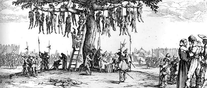 История возникновения смертной казни