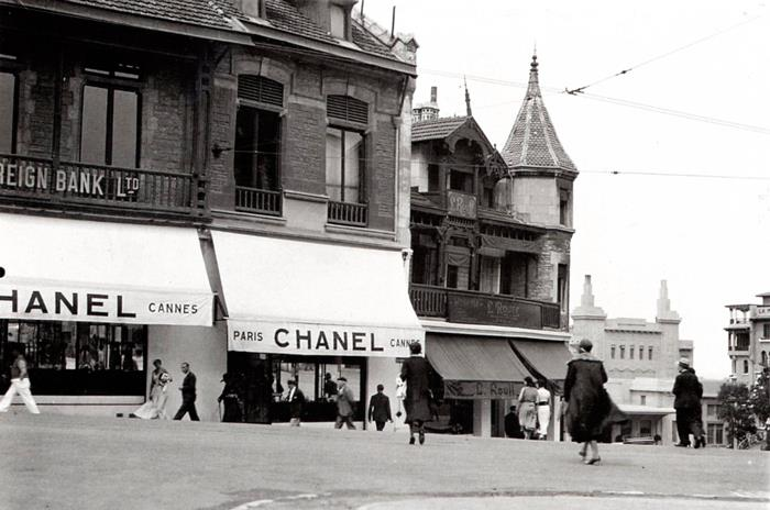 Коко Шанель (история бренда)