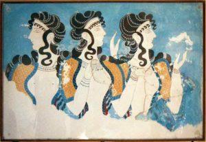 Своеобразие Крито-Микенской культуры