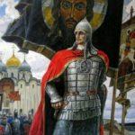 Александр Невский — Новгородский князь