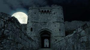 Самый страшный замок в мире