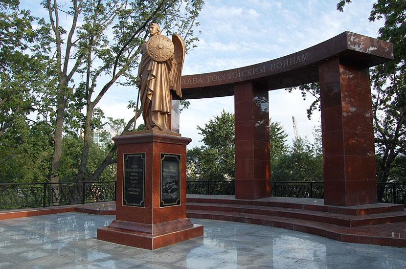 Памятник павшим на русско-японской войне