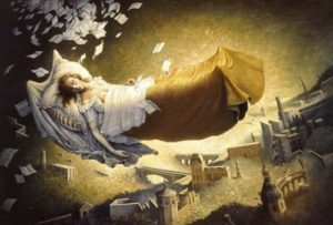 Теория сновидений Зигмунда Фрейда