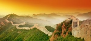 Великая Китайская Стена Пекин