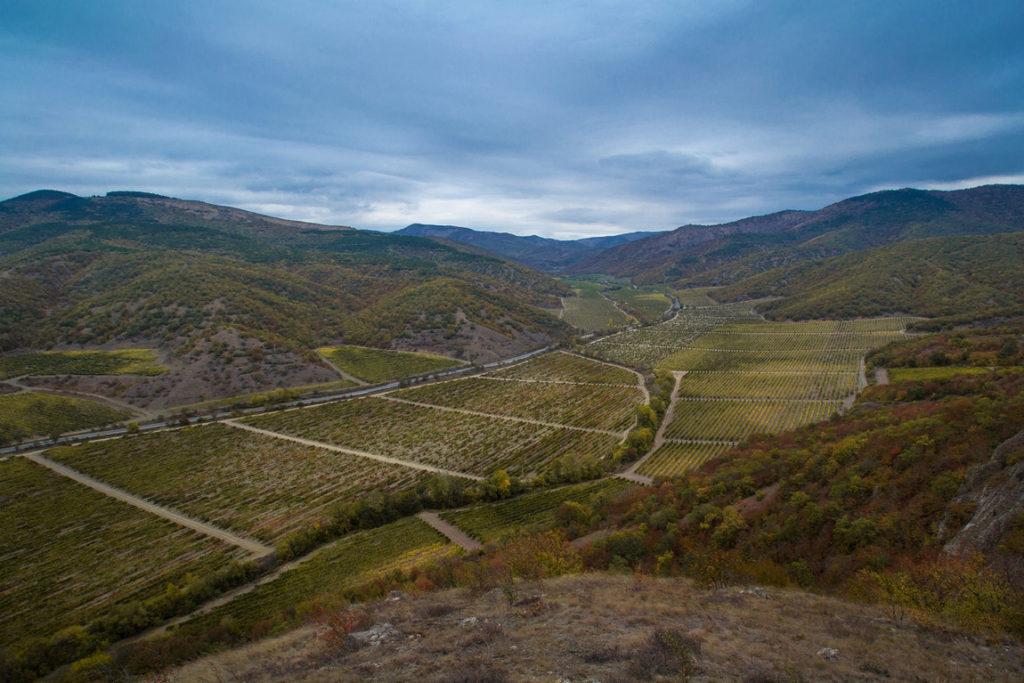 Судакская долина