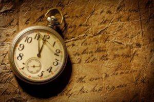 История создания часов кратко