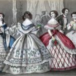 Стиль и мода в 1850-е года