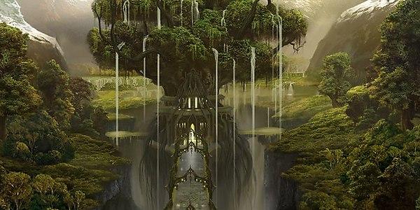 Иггдрасиль - Мировое дерево