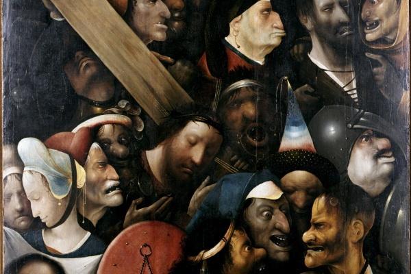 Несении креста