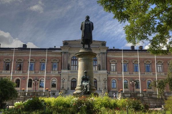 уппсальский университет в швеции