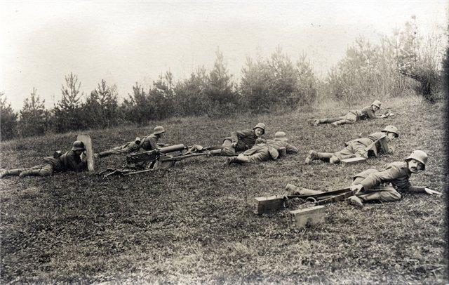 Первая Мировая Война. Хронология событий