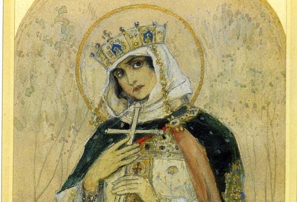 Княгиня Ольга краткая биография