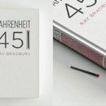 «451 градус по Фаренгейту» — роман-антиутопия Рэя Брэдбери