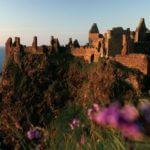 Старинный замок Ирландии