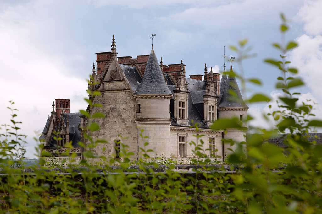 Замки Франции фото с названиями