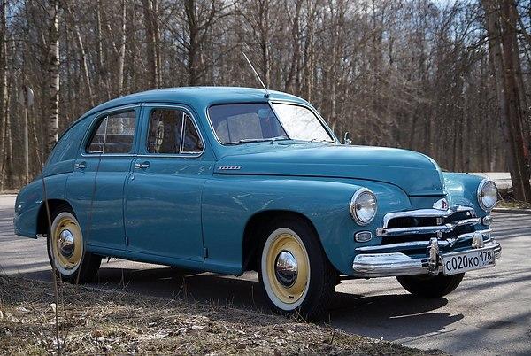 История автомобилей ГАЗ