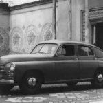Горьковский автомобильный завод  — история