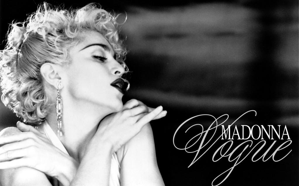 Клипы Мадонны «Voque»