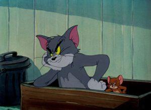 История мультсериала Том и Джерри