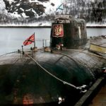 Хроника гибели атомной подводной лодки «Курск»