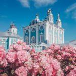 Очаровательный Свято-Успенский кафедральный собор