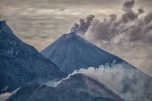 Вулканы и гейзеры Камчатки: фото, видео, описание, факты