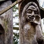 Гора ведьм в Литве
