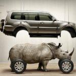 Эволюция печатной рекламы