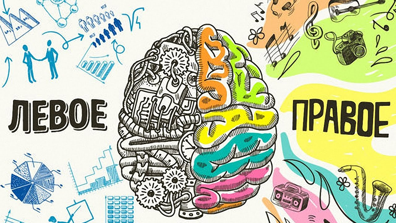 5 подлянок от Вашего левого полушария мозга