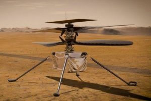 Миссия вертолета НАСА Ingenuity с Perseverance была продлена